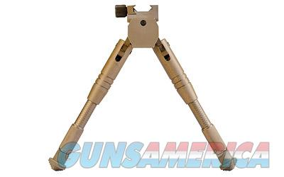 Caldwell Prone Bipod, Attaches to Picatinny Rail, Fits AR Rifles, Tan 534455  Non-Guns > Gun Parts > Misc > Rifles