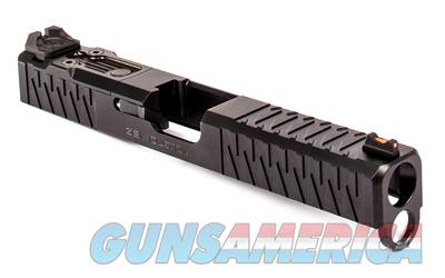ZEV ENHND SOCOM FOR GLK19 G4 DPP BLK  Non-Guns > Gun Parts > Grips > Other