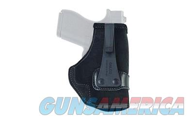Galco Tuck-N-Go Inside the Pant Holster, Fits Glock 43, Right Hand, Black Leather TUC800B  Non-Guns > Holsters and Gunleather > Other
