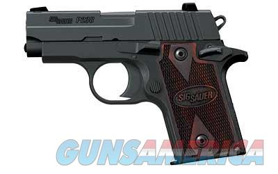 "SIG P238 380ACP 6RD 2.7"" BLK NS RSWD  Guns > Pistols > Sig - Sauer/Sigarms Pistols > P238"