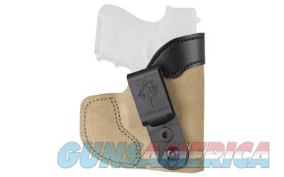 Desantis Pocket-Tuk Pocket Holster, Fits P32/P3AT, Right Hand, Tan Leather 111NAG3Z0  Non-Guns > Holsters and Gunleather > Other