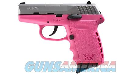 "SCCY CPX-2 9MM 10RD 3.1"" SATIN/PINK - Free Shipping - No CC Fee  Guns > Pistols > SCCY Pistols > CPX2"