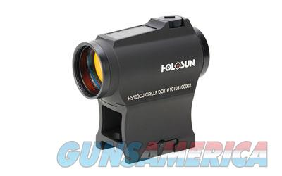 HOLOSUN DUAL RETICLES SOLAR SHROUD - FREE Shipping - No CC Fee!  Non-Guns > Scopes/Mounts/Rings & Optics > Rifle Scopes > Fixed Focal Length