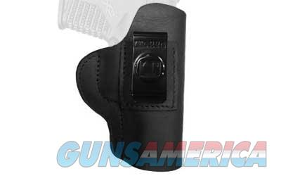 "Tagua Super Soft Inside the Pants Holster, Fits Springfield XDS with 3.3"" Barrel, Right Hand, Black Leather SOFT-635  Non-Guns > Holsters and Gunleather > Other"