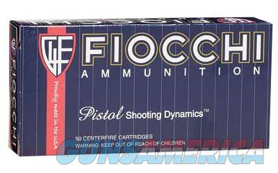 Fiocchi Ammunition Centerfire Pistol  357 Sig  124 Grain  Full Metal Jacket  50 Round Box 357SIGAP - $9 Flat Rate Shipping on ANY Size Order  Non-Guns > Ammunition