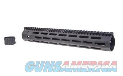 "Troy BattleRail, Rail, Fits AR, 308 HP, 13"", M-Lok, Aluminum, Black Finish SRAI-ML3-3HBT-00  Non-Guns > Gun Parts > Misc > Rifles"