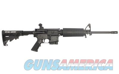 "STAG STAG-15 M2 556NATO 16"" 10RD  Guns > Rifles > Stag Arms > Complete Rifles"