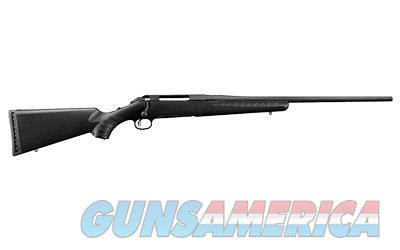 "RUGER AMERICAN 270WIN 22"" BLK 4RD  Guns > Rifles > Ruger Rifles > American Rifle"