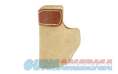 DESANTIS SOF-TUCK S&W SHIELD RH TAN  Non-Guns > Holsters and Gunleather > Other
