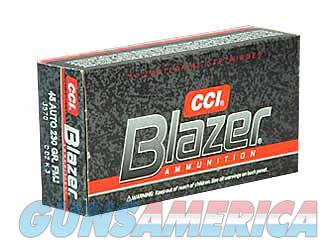 CCI/Speer Blazer, 45 ACP, 230 Grain, Full Metal Jacket, 50 Round Box 3570  Non-Guns > Ammunition