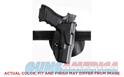 "Safariland Model 6378 ALS Paddle Holster, Fits Glock 19/23 with 4"" Barrel, Right Hand, STX Basket Weave Black Finish 6378-283-481  Non-Guns > Holsters and Gunleather > Other"