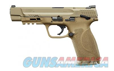 "S&W M&P 2.0 40SW 5"" 15RD FDE NMS TS  Guns > Pistols > Smith & Wesson Pistols - Autos > Polymer Frame"