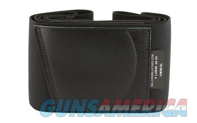 GALCO UNDERWRAPS BELLYBAND BLK XL  Non-Guns > Holsters and Gunleather > Other