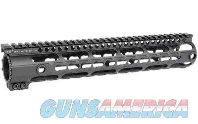 Midwest Industries D.P.M.S. .308 KeyMod Series One Piece Free Float Handguard, .150 Upper Tang, 15-inch Rifle Length MI-308SS15-DLK  Non-Guns > Gun Parts > Misc > Rifles