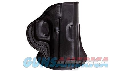 Tagua PD2 Paddle Holster, Fits S&W M&P Shield, Right Hand, Black PD2-1010  Non-Guns > Holsters and Gunleather > Other