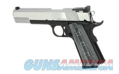 "D WES SILVERBACK 45ACP 5"" STS NS 8RD  Guns > Pistols > Dan Wesson Pistols/Revolvers > 1911 Style"