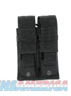 BLACKHAWK! S.T.R.I.K.E. Double Pistol Magazine Pouch, Black 37CL09BK  Non-Guns > Holsters and Gunleather > Other