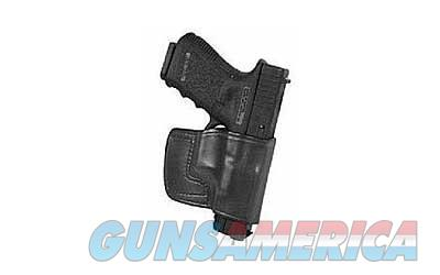 Don Hume JIT Slide Holster, Fits Ruger LCR, Right Hand, Black Leather J989017R  Non-Guns > Holsters and Gunleather > Other