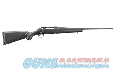 "RUGER AMERICAN 30-06 22"" BLK 4RD  Guns > Rifles > Ruger Rifles > #1 Type"