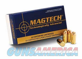 Magtech Sport Shooting, 30 Carbine, 110 Grain, Full Metal Case, 50 Round Box 30A  Non-Guns > Ammunition