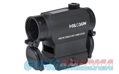 HOLOSUN DUAL RET QR/ARD/CAPS/SOLAR - FREE Shipping - No CC Fee!  Non-Guns > Scopes/Mounts/Rings & Optics > Rifle Scopes > Fixed Focal Length