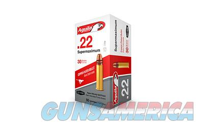AGUILA 22LR SUPERMAX SP 30GR 50/5000  Non-Guns > Ammunition