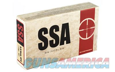 Silver State Armory 6.8SPC, 110 Grain, Soft Point, 20 Round Box 75025  Non-Guns > Ammunition