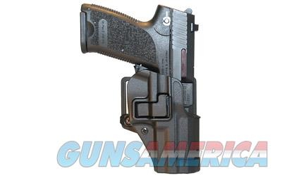 BLACKHAWK! CQC SERPA Holster With Belt and Paddle Attachment, Fits HK USP Full Size, Right Hand, Black 410514BK-R  Non-Guns > Holsters and Gunleather > Other