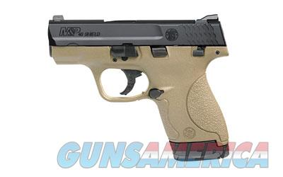"S&W SHIELD 40SW 3.1"" FDE 6&7RD  Guns > Pistols > Smith & Wesson Pistols - Autos > Polymer Frame"