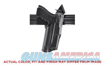 Safariland Model 6360 ALS/SLS Mid-Ride Level III Retention Duty Holster, Fits Glock 17/22 with Light, Right Hand, Plain Black Finish 6360-832-411  Non-Guns > Holsters and Gunleather > Other