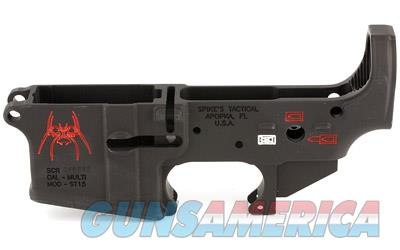 SPIKE'S STRIPPED LOWER (SPIDER) - FREE SHIPPING - NO CC FEE!  Guns > Rifles > Spikes Tactical Rifles