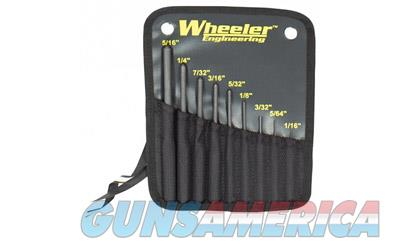 WHEELER ROLL PIN PUNCH SET  Non-Guns > Knives/Swords > Other Bladed Weapons > Other