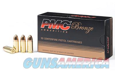 PMC BRNZ 9MM 115GR FMJ 50/1000  Non-Guns > Ammunition
