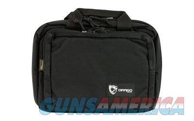 DRAGO GEAR DOUBLE PISTOL CASE BLK  Non-Guns > Ammunition