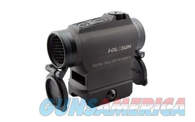 HOLOSUN DUAL QR/ARD/CAPS/BTTRY/PRTCT - FREE Shipping - No CC Fee!  Non-Guns > Scopes/Mounts/Rings & Optics > Rifle Scopes > Fixed Focal Length