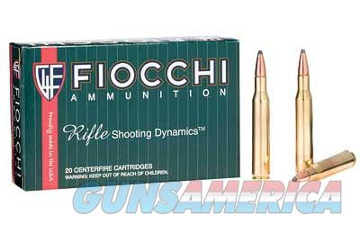 Fiocchi Ammunition Rifle  270WIN  150 Grain  Pointed Soft Point  20 Round Box 270SPE - $9 Flat Rate Shipping on ANY Size Order  Non-Guns > Ammunition
