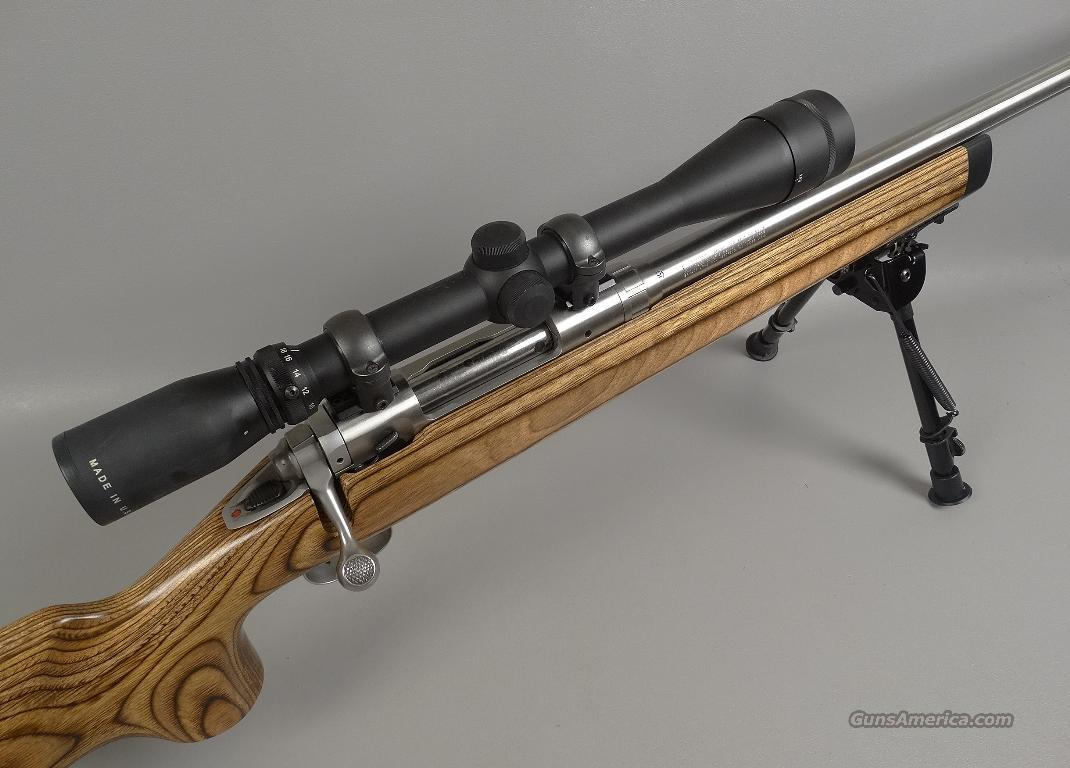 Savage Model 12 Rifle in 22-250 with a 6 X 18 B... for sale