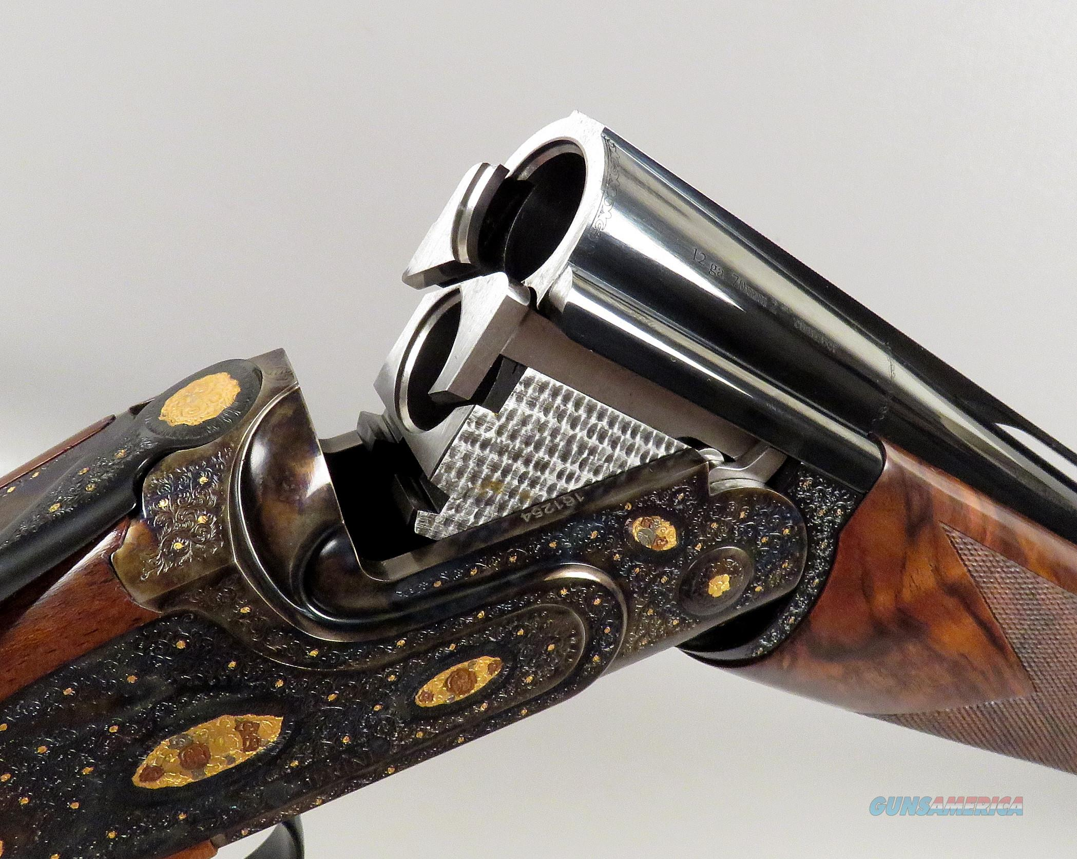 Caesar Guerini Elite ESSEX LIMITED GOLD SPORTING 12 Ga Shotgun NIB  Guns > Shotguns > Guerini Shotuns