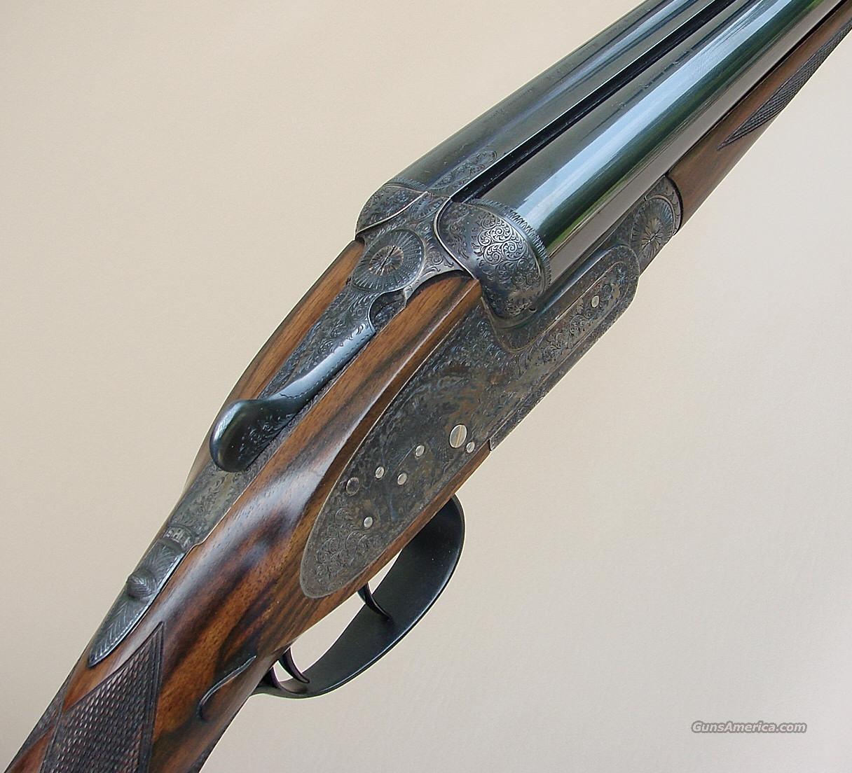 arrieta 16 gauge side by side shotgun for sale. Black Bedroom Furniture Sets. Home Design Ideas