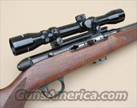 Harrington & Richardson Model 700 22 Magnum Semi Auto Rifle with an H&R 4 X 32 Scope  Guns > Rifles > Harrington & Richardson Rifles