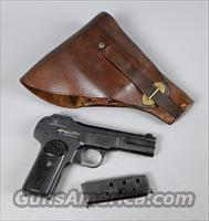 FN Browning Model 1900 32 ACP Pistol with Extra Magazine and Military Flap Holster 7.65  Guns > Pistols > Browning Pistols > Other Autos