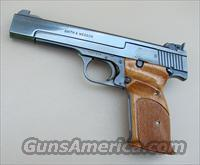 Smith and Wesson Model 41 22 Target Pistol  Guns > Pistols > Smith & Wesson Pistols - Autos > .22 Autos