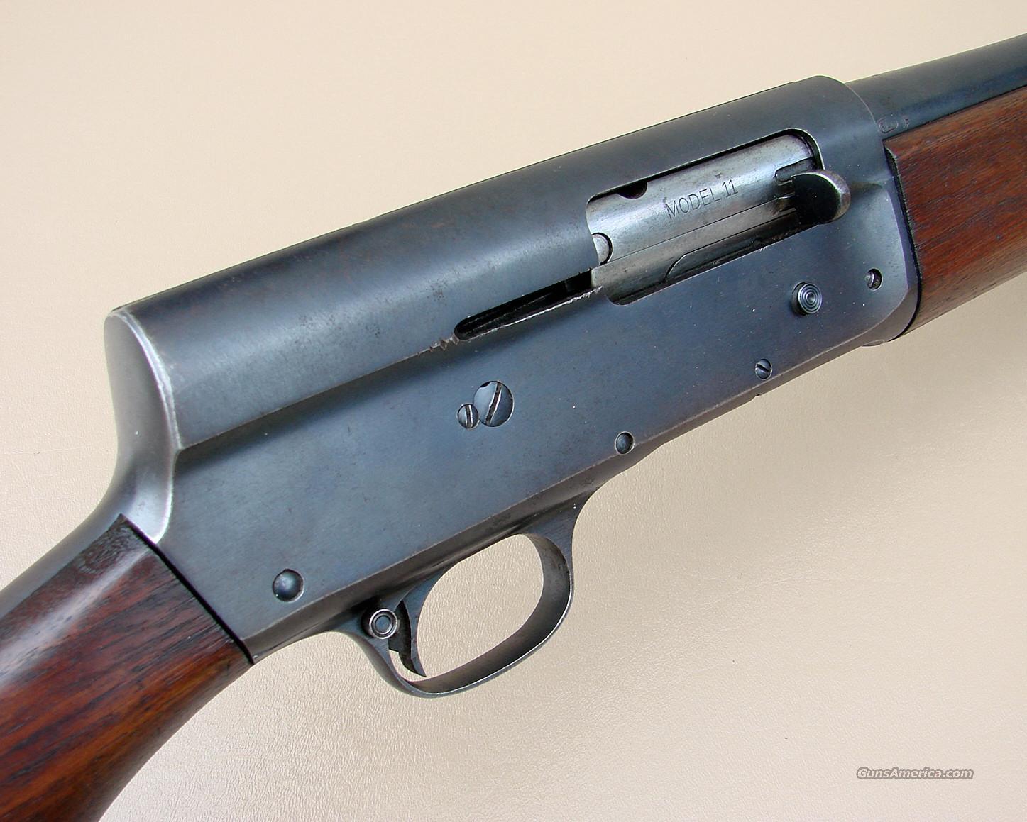 Military Guns For Sale >> Remington Model 11 US MILITARY Shotgun Used as ... for sale