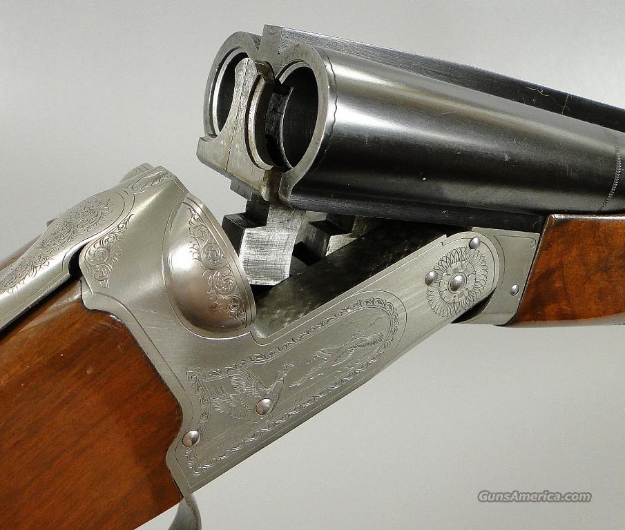 Winchester Model 23 Pigeon Grade 20 Gauge SXS Shotgun F/M 26 Inch Barrels  Guns > Shotguns > Winchester Shotguns - Modern > SxS