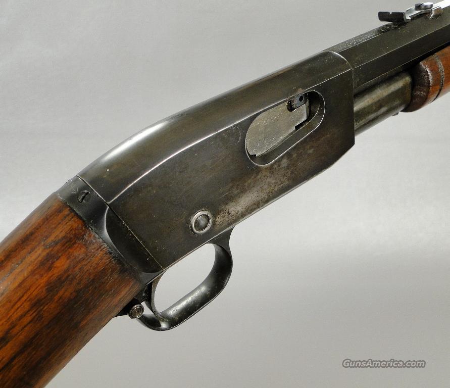 Remington Model 12 C 22 LR Pump Action Rifle wi... for sale