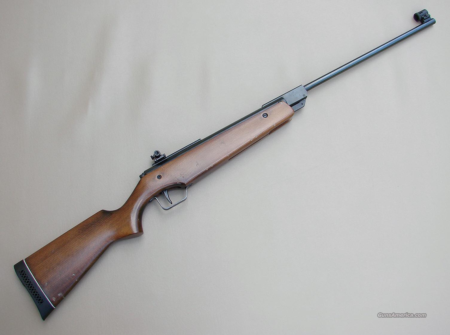 RWS Diana Model 45 Air Rifle with Target Sights  Non-Guns > Air Rifles - Pistols > Adult High Velocity