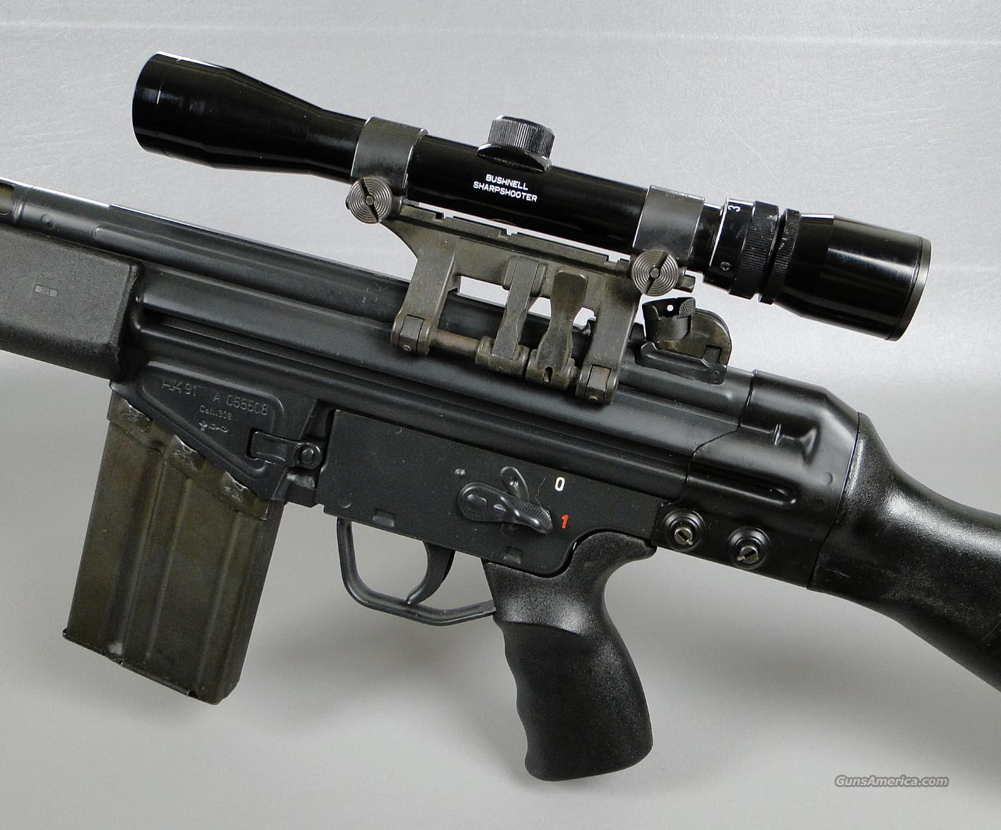 HK91 308 Nato Tactical Rifle with Quick Release... for sale
