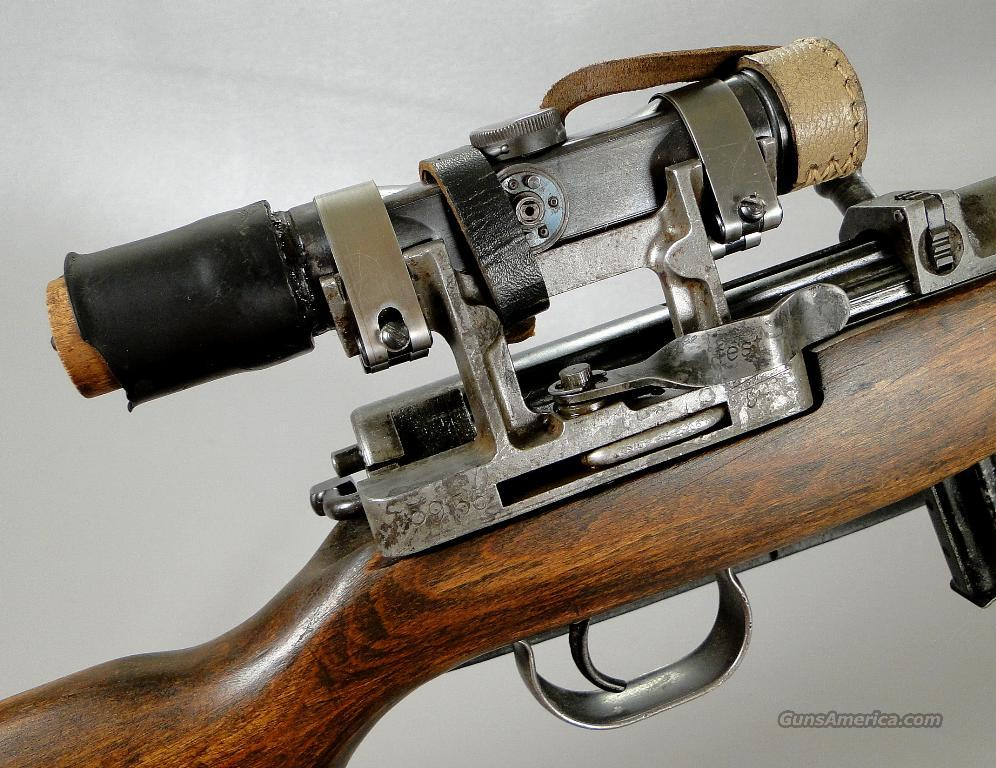 German G43 WWII K43 SNIPER RIFLE with Correct Scope in 8 X 57 Mauser  Guns > Rifles > Military Misc. Rifles Non-US > Other