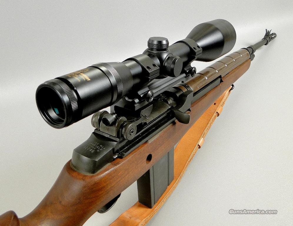 M1A M21 SNIPER RIFLE with  M14 Sniper Rifle