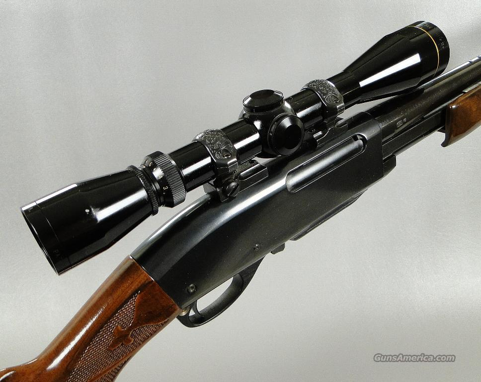 EXCELLENT Remington Model 7600 Rifle in 270 With Leupold 3 X 9 Vari-X II Scope  Guns > Rifles > Remington Rifles - Modern > Other